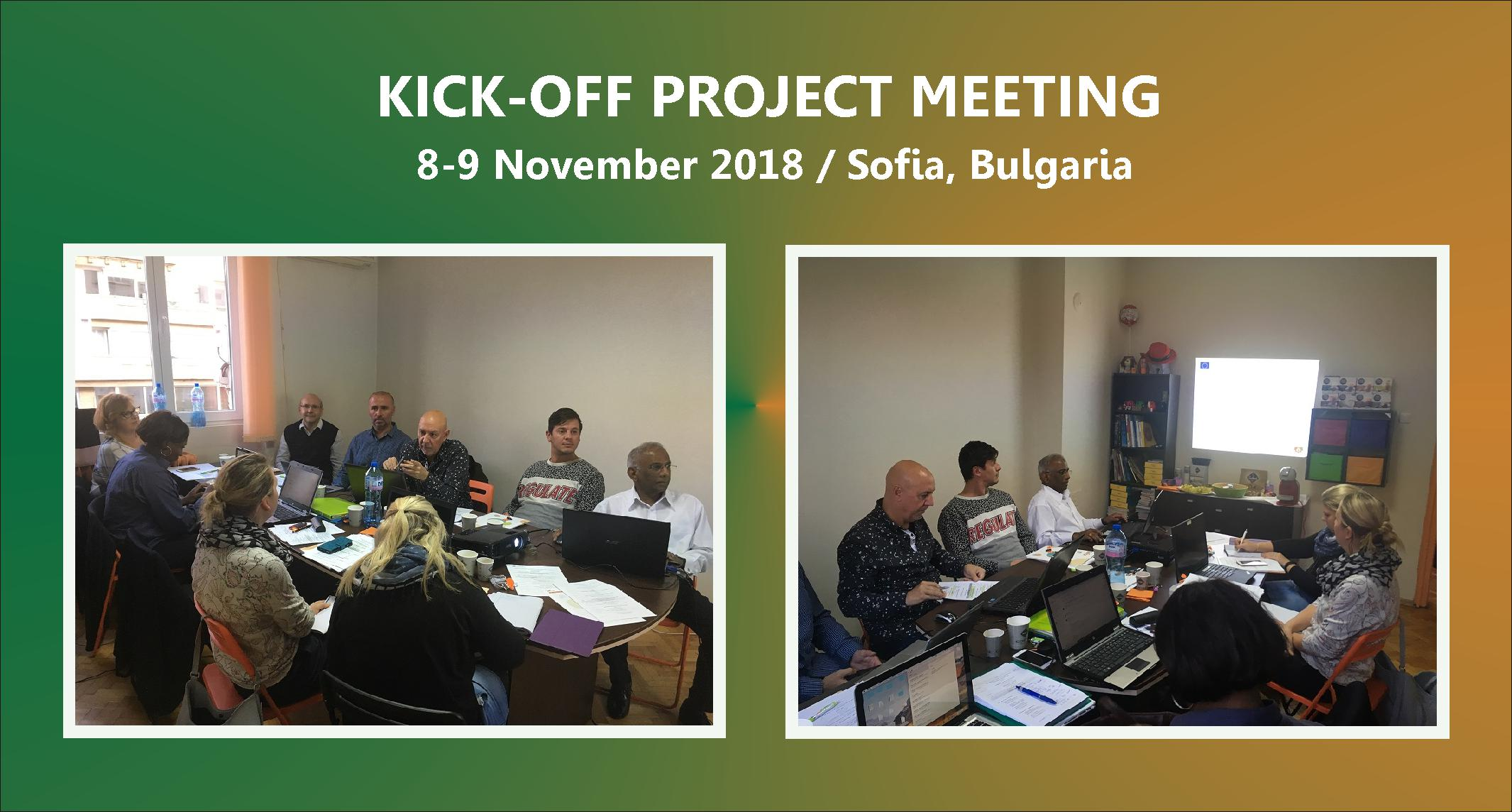 InterCult kick-off meeting